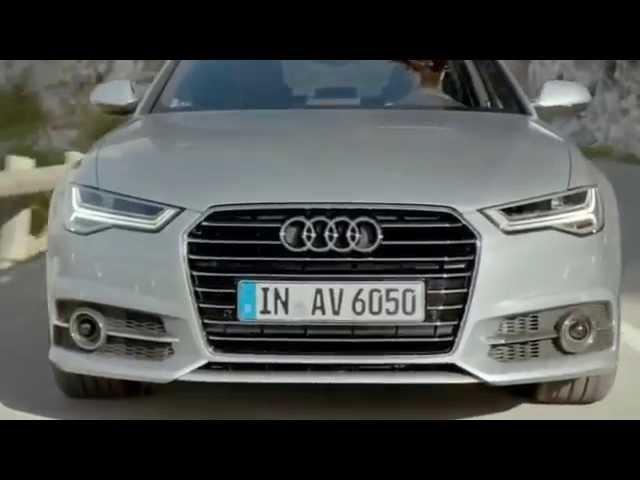 TRAILER Audi A6 Avant Ultra 2015 2.0 TDI 150 cv 23,8 km/l