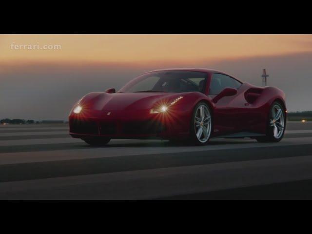 Ferrari 488 GTB - Official video / Video ufficiale