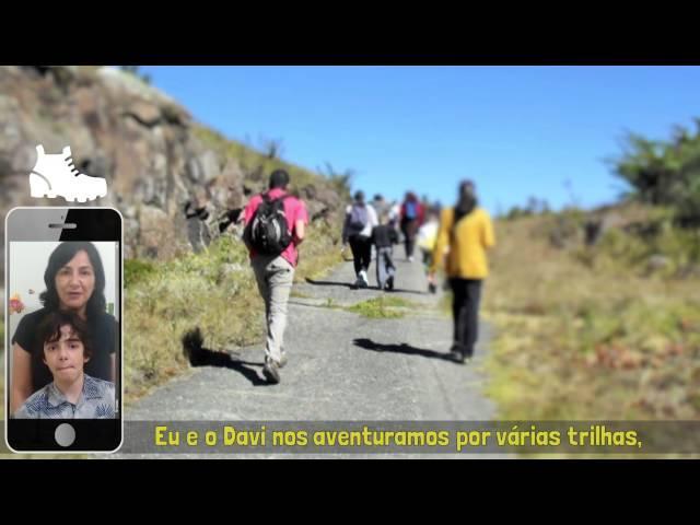 #EntaoMeApaixonei   Henrique e Davi no Parque Nacional de Itatiaia