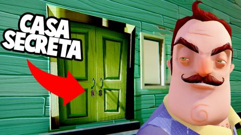 A NOVA CASA ESCONDIDA! | Hello Neighbor (Especial)