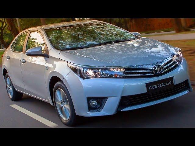 LANÇAMENTO R$ 92.990 Novo Toyota Corolla 2015 Altis 2.0 16v VVT-i Aut aro 16 154 cv 0-100 kmh 9,6 s