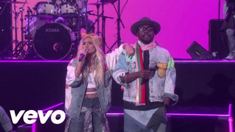 will.i.am - Boys & Girls (Live on The Ellen DeGeneres Show) ft. Pia Mia