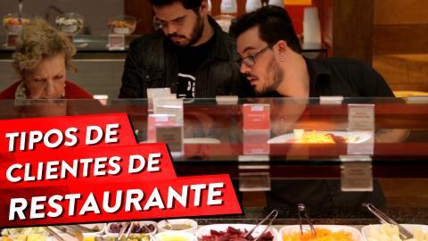 TIPOS DE CLIENTES DE RESTAURANTE