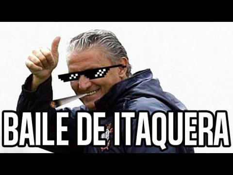 BAILE DE ITAQUERA (BAILE DE FAVELA PARÓDIA - CORINTHIANS)