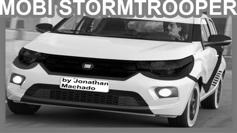 MAKING OF JMS Fiat Mobi Stormtrooper 2017 #MayThe4thBeWithYou
