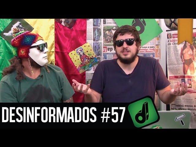 DESINFORMADOS #57