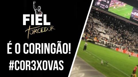 Gols - Corinthians 3x0 Vasco da Gama
