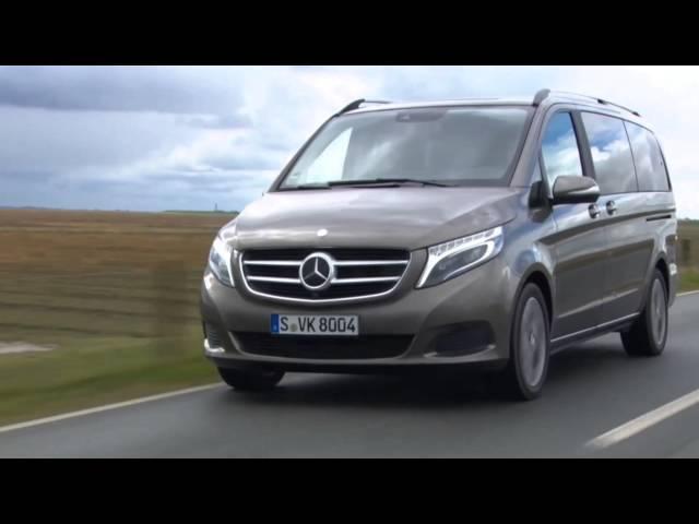 EM MOVIMENTO Mercedes-Benz V 250 BlueTEC 2015