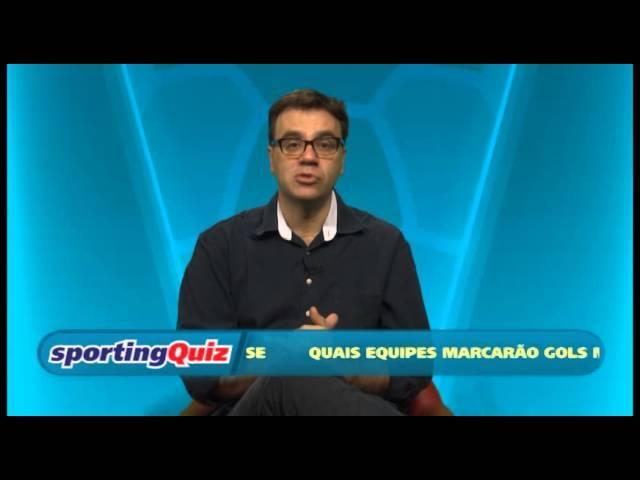 Veja os palpites de Mauro Beting para o Sporting Quiz