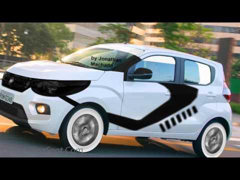JMS Fiat Mobi Stormtrooper 2017 #MayThe4thBeWithYou2
