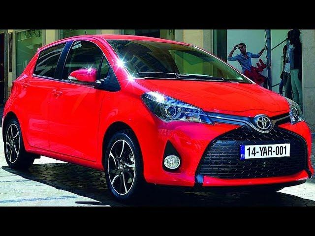 REVELADO Novo Toyota Yaris 2015 68 cv-99 cv