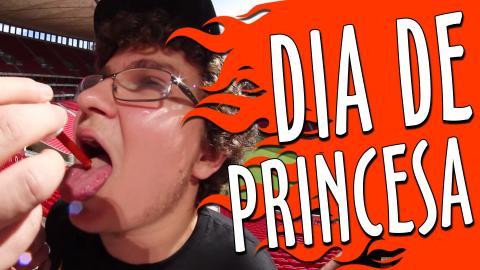 Dia de Princesa | Vinícius na Geek Prime Brasília
