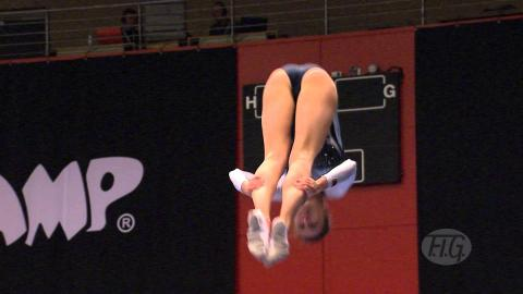 2015 Trampoline Worlds, Odense (DEN) – Fly with us ! - We are Gymnastics !