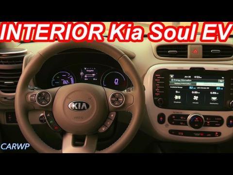INTERIOR Kia Soul EV 2015 aro 16 Elétrico 109 cv 28,9 mkgf 145 kmh 0-96 kmh 12 s @ 60 FPS