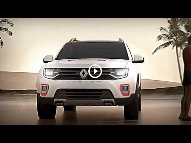 sal o de s o paulo 2014 renault duster oroch pickup concept aro 18 trailer. Black Bedroom Furniture Sets. Home Design Ideas