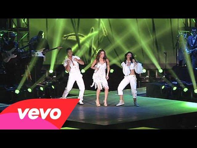 """Thalía - Cómo / Enséñame a Vivir (Viva Tour"""" - En Vivo)"""