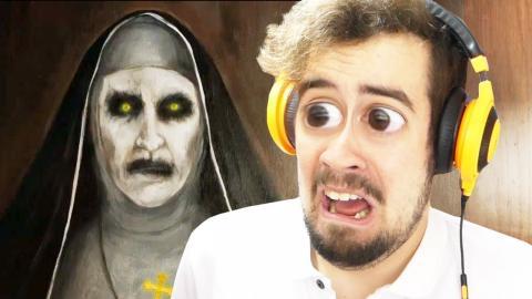 A FREIRA, O JOGO DE TERROR!!! | The Nun (MUITO ASSUSTADOR)
