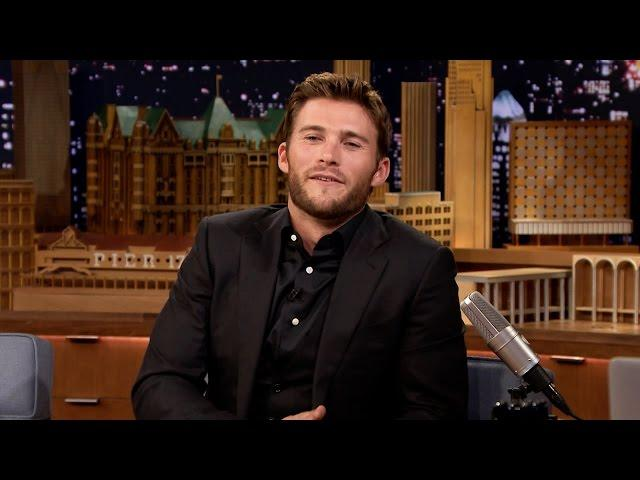 Scott Eastwood Bull Rides in Real Life