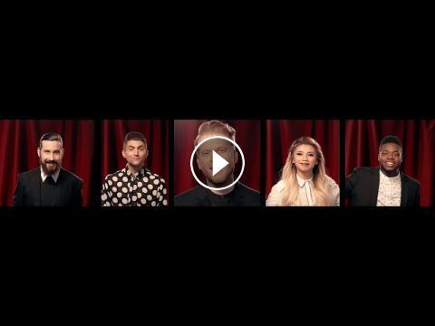 OFFICIAL VIDEO O Come, All Ye Faithful - Pentatonix