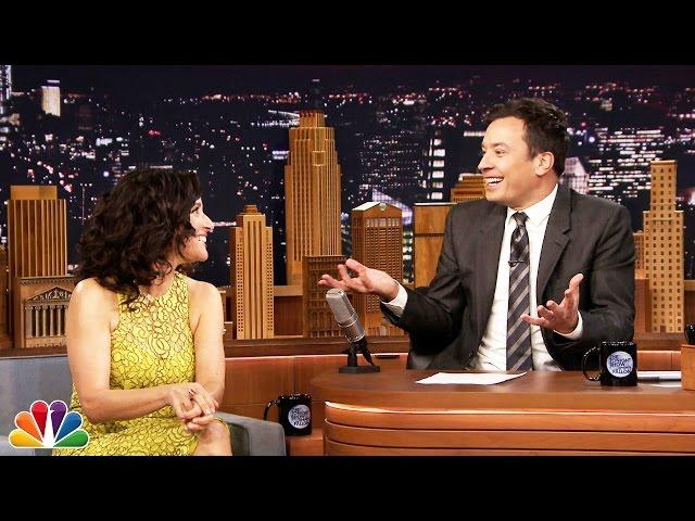 During Commercial Break: Julia Louis-Dreyfus