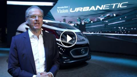 Mercedes 2018 World Premiere Vision Urbanetic In Copenhagen Volker