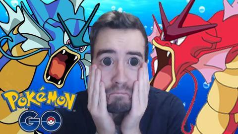 O DUPLO GYARADOS! - Pokemon GO (NOVO)