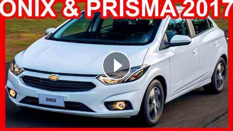 Vazou Chevrolet Onix Prisma 2017 Facelift Onix Prisma
