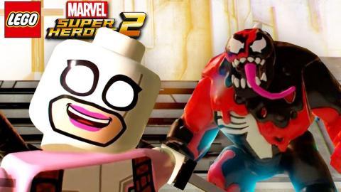 O HOMEM DE FERRO E A NOVA DEADPOOL?! - Lego Marvel Super Heroes 2 (Em Português)