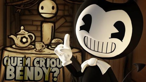 QUEM CRIOU O BENDY?! A SALA ESCONDIDA! | Bendy and the Ink Machine Chapter 3 (FIM)